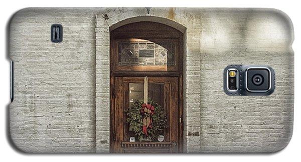 Holiday Door Galaxy S5 Case