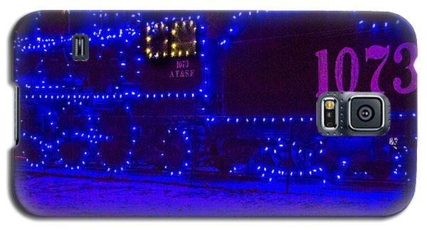 Holiday Express Train Galaxy S5 Case