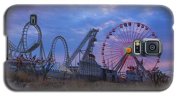 Holiday Ferris Wheel Galaxy S5 Case