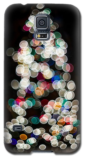 Holiday In Color Galaxy S5 Case by Aaron Aldrich