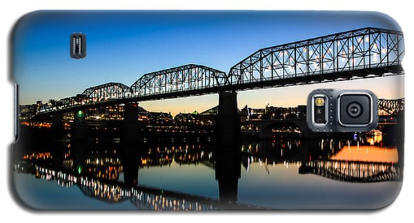 Holiday Lights Chattanooga Galaxy S5 Case