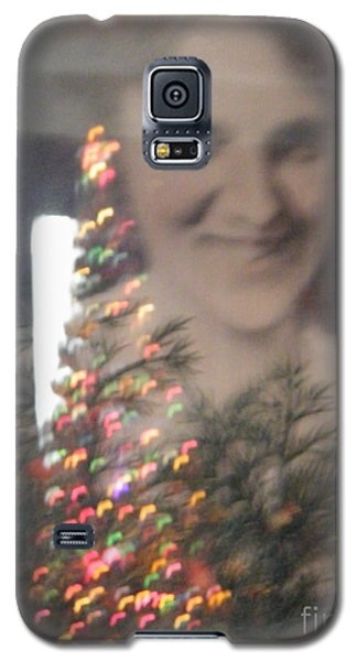 Holiday Reflection Galaxy S5 Case