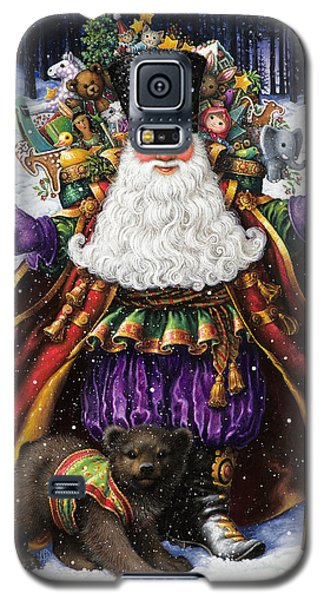Holiday Riches Galaxy S5 Case