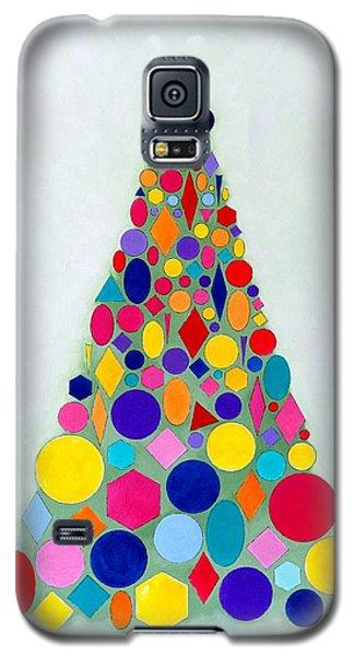 Holiday Tree #1 Galaxy S5 Case