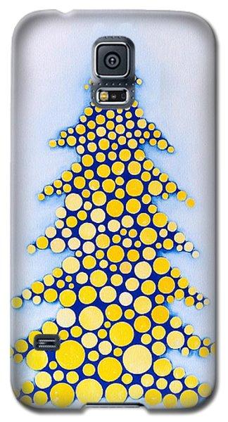 Holiday Tree #2 Galaxy S5 Case by Thomas Gronowski