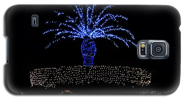 Holidays On Hutchinson Island Galaxy S5 Case by Megan Dirsa-DuBois