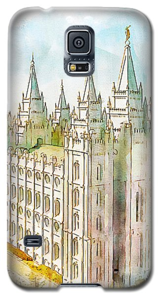 Holiness To The Lord Galaxy S5 Case