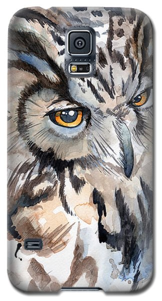 Hollis Mason Galaxy S5 Case