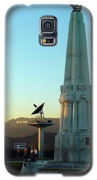 Hollywood Antena  Galaxy S5 Case