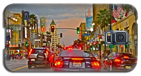 Hollywood Blvd. Galaxy S5 Case