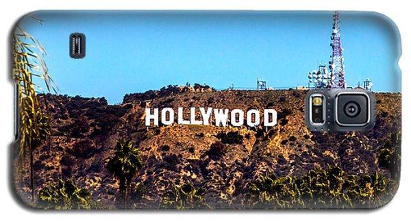 Hollywood Sign Galaxy S5 Case by Az Jackson