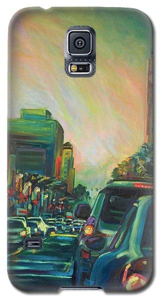 Hollywood Sunshower Galaxy S5 Case
