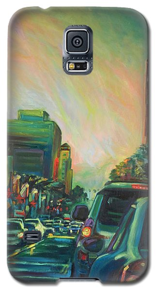 Hollywood Sunshower Galaxy S5 Case