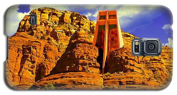 Holy Cross Chapel Coconino National Forest Galaxy S5 Case
