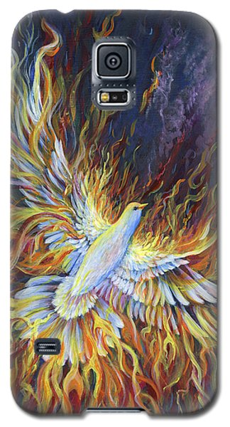 Holy Fire Galaxy S5 Case