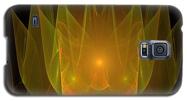 Holy Ghost Fire Galaxy S5 Case by Bruce Nutting