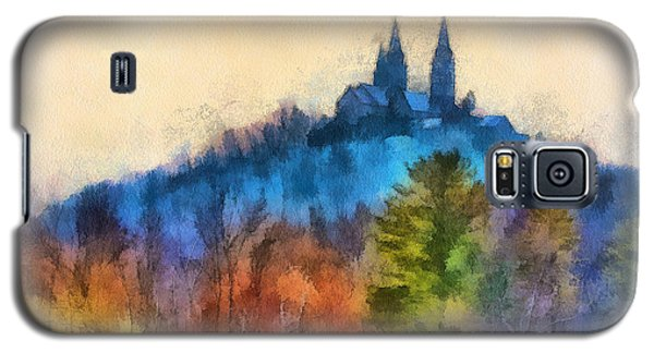 Holy Hill Autumn Galaxy S5 Case by Clare VanderVeen