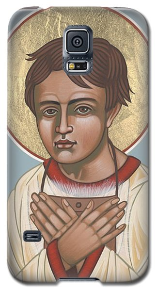Holy Martyr St. Tarcisius Patron Of Altar Servers 271 Galaxy S5 Case