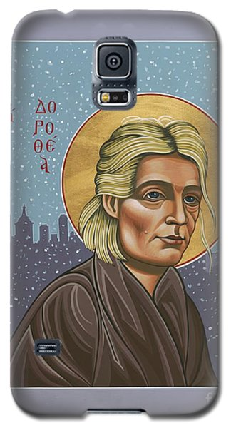Holy Prophet Dorothy Day 154 Galaxy S5 Case
