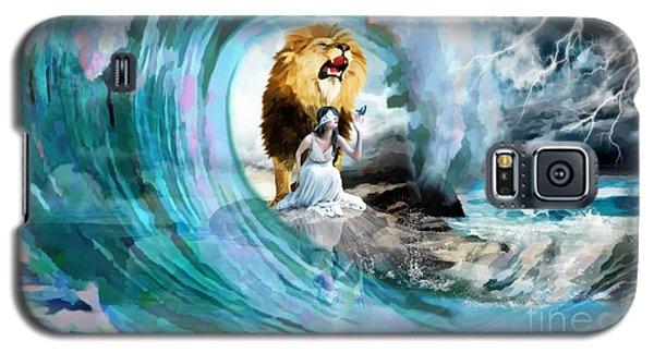 Holy Roar Galaxy S5 Case
