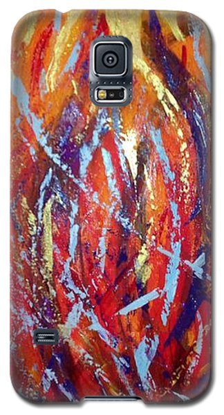 Holy Spirit Fire Galaxy S5 Case