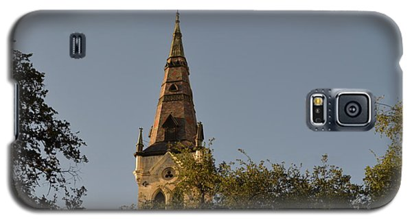 Galaxy S5 Case featuring the photograph Holy Tower   by Shawn Marlow