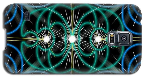 Galaxy S5 Case featuring the digital art Holy Trinity by Brian Johnson