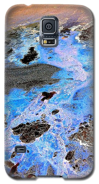 Holy Water Galaxy S5 Case by Christine Ricker Brandt