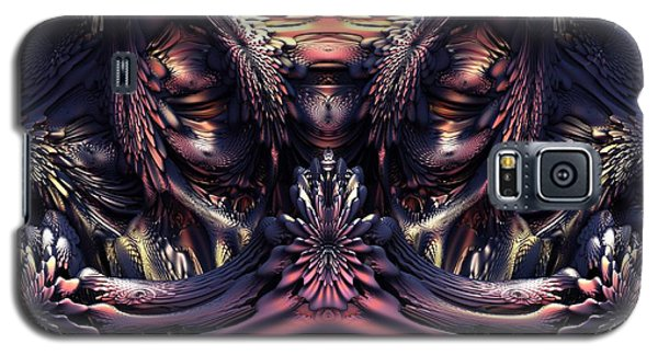 Homage To Giger Galaxy S5 Case by Lyle Hatch