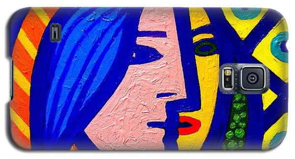 Homage To Pablo Picasso Galaxy S5 Case