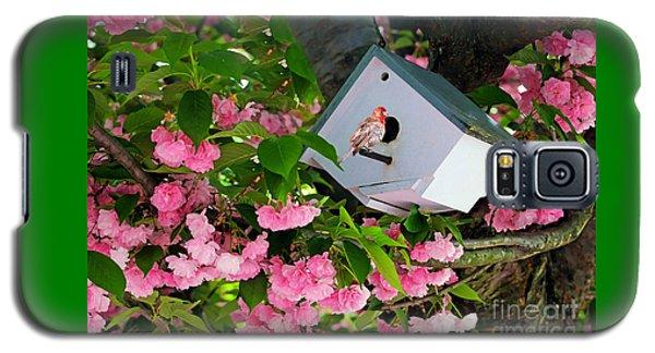 Home And Garden Galaxy S5 Case