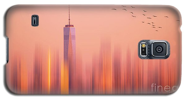 Towards Freedom Galaxy S5 Case by Rima Biswas