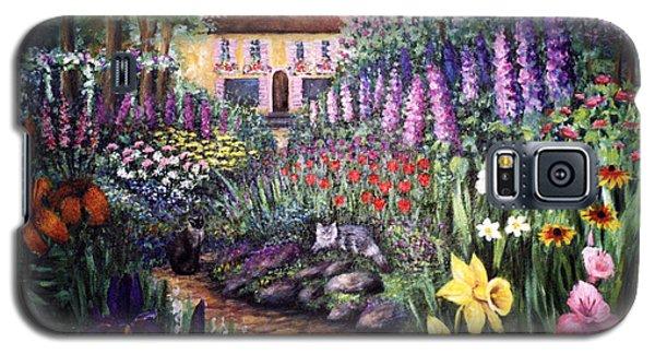 Home Garden Galaxy S5 Case