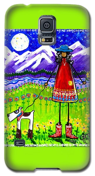 Home Galaxy S5 Case by Jackie Carpenter