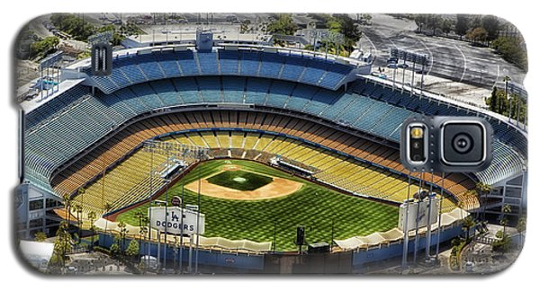 Home Of The Los Angeles Dodgers Galaxy S5 Case