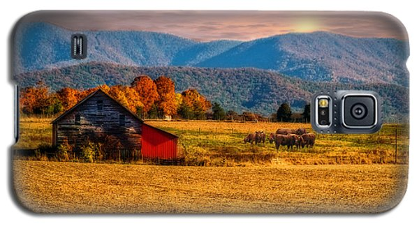 Galaxy S5 Case featuring the photograph Home On The Range by Mary Timman