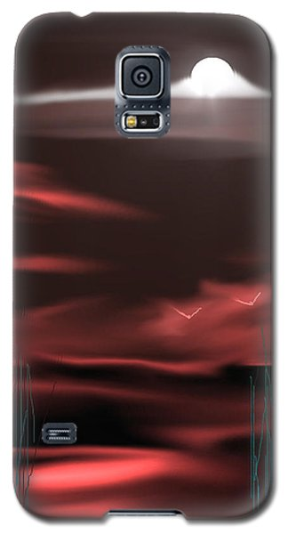 Home Galaxy S5 Case by Yul Olaivar