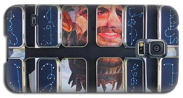 Homeland Security Phase 2 The Face Of Terror Full-blown Galaxy S5 Case by Mack Galixtar