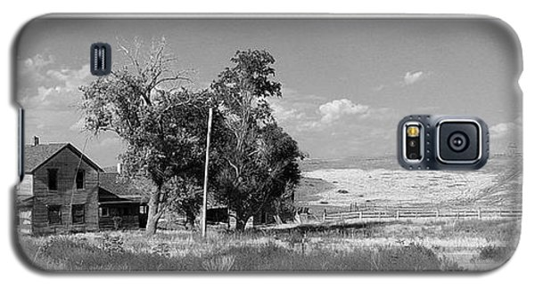 Homestead Galaxy S5 Case by John Bushnell