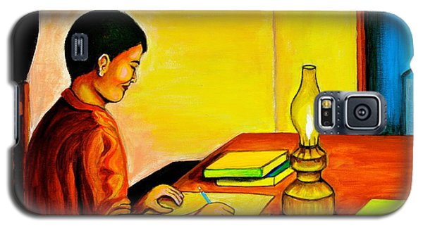 Homework Galaxy S5 Case by Cyril Maza