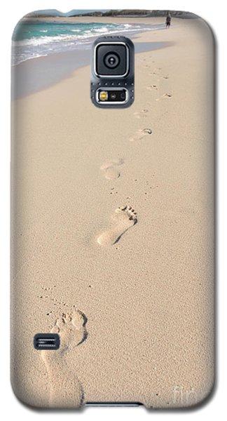 Homo Sapiens Galaxy S5 Case