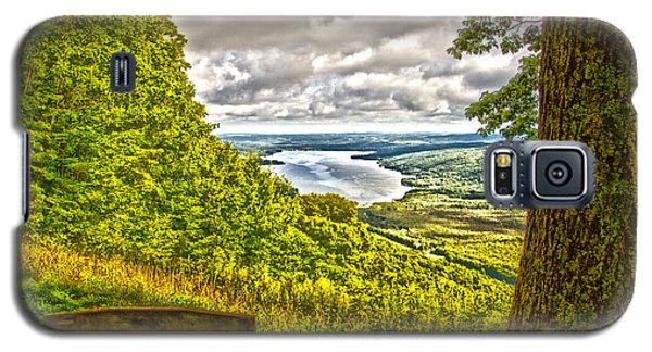 Honeoye Lake Overlook Galaxy S5 Case