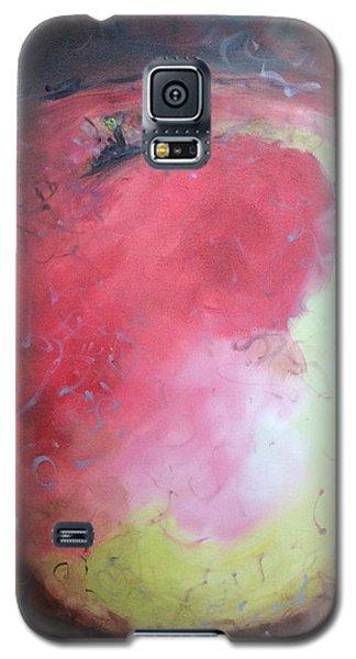 Honey Crisp Galaxy S5 Case