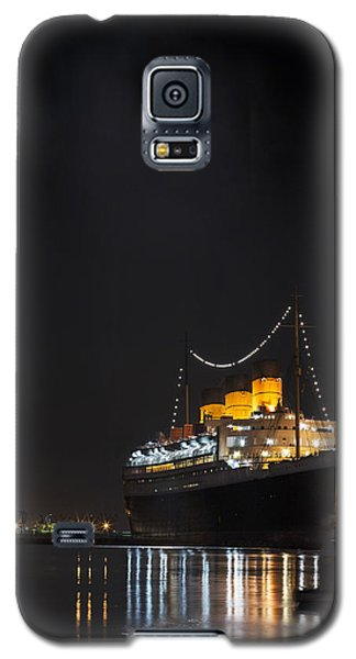 Honey Moon Reflects With The Queen By Denise Dube Galaxy S5 Case