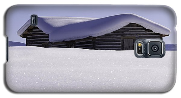 Galaxy S5 Case featuring the photograph Honey Where Is The Snow Shovel? by Kristal Kraft