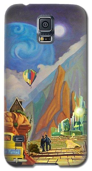 Honeymoon In Oz Galaxy S5 Case