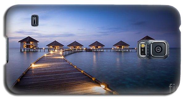 Honeymooners Paradise Galaxy S5 Case