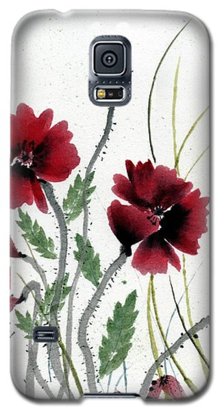 Galaxy S5 Case featuring the painting Honor by Bill Searle