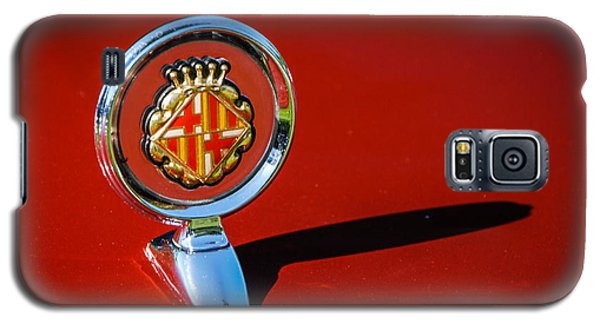 Hood Ornament On Matador Barcelona II Coupe Galaxy S5 Case