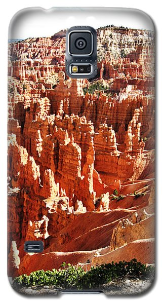 Galaxy S5 Case featuring the photograph Hoodoo Magic by Sylvia Thornton
